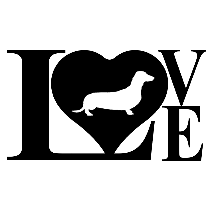Download Dachshund clipart dxf, Dachshund dxf Transparent FREE for ...