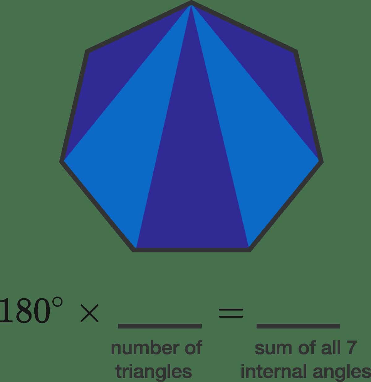 Fraction Clipart Polygon Fraction Polygon Transparent