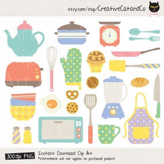 Kitchen clipart kitchen supply, Kitchen kitchen supply ...
