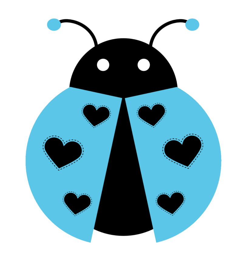 Download Ladybug clipart heart, Ladybug heart Transparent FREE for ...