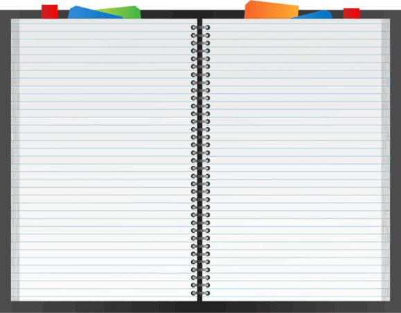 Notebook Clipart Notebook Open Notebook Notebook Open Transparent Free For Download On Webstockreview 2021