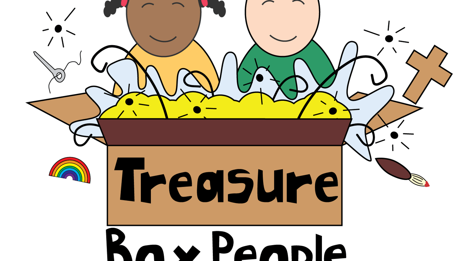 Treasure Clipart Word Treasure Word Transparent Free For