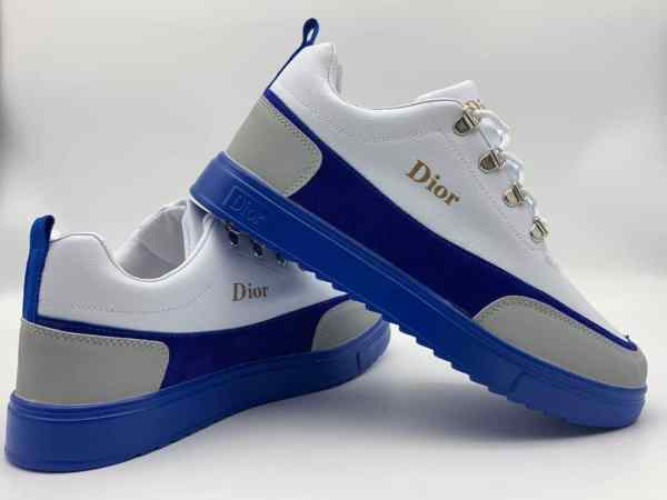 beautiful Dior Lace Up Sneakers