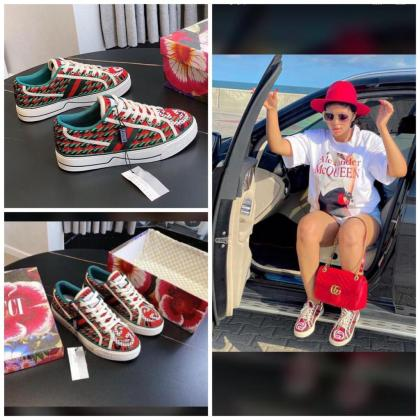 Gucci Designer Sneakers