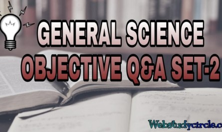 general science objective Q&A-2