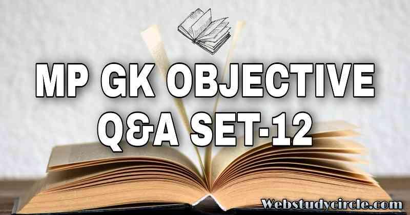 MP GK Objective