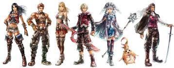 xenoblade chronicles team