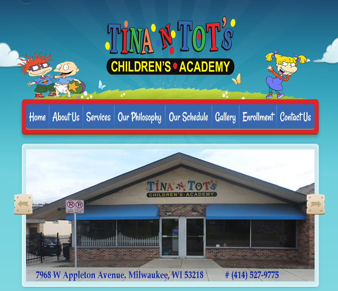 Tina N Tots Childrens Academy