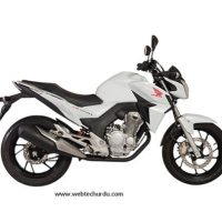 Honda CB 250F in Pakistan Specification and Review