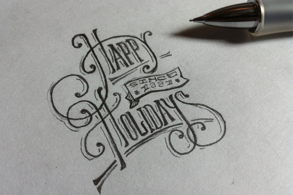 40 Examples Of Hand Lettered Calligraphy Inspiration Depot
