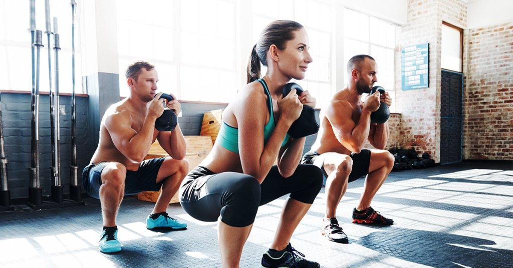 At-Home Workout Combos #2 Exercise