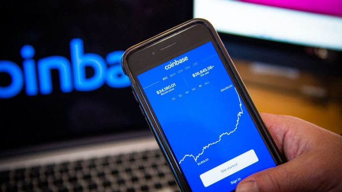 Coinbase estimated stock price: Here's how its direct ...