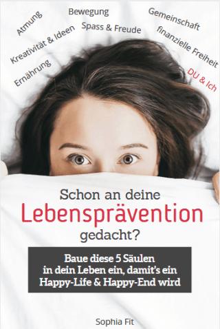 Lebensprävention - Die Motivation für ein langes und gesundes Leben