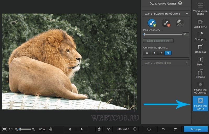 прелесть такого приложение для фото задний фон достатке