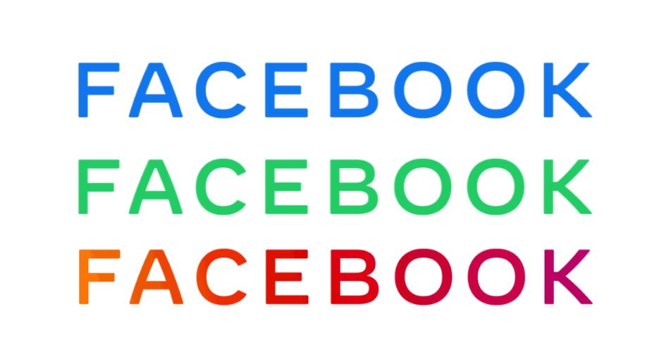 Take a look at facebook's new logo