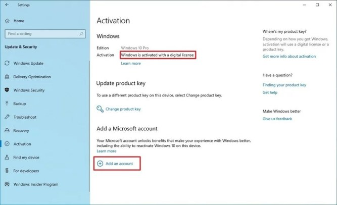 How to Activate Windows 10 After Hardware Change