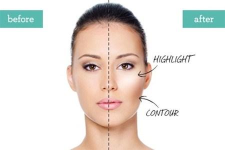Cách trang điểm cho khuôn mặt dài thêm đầy đặn