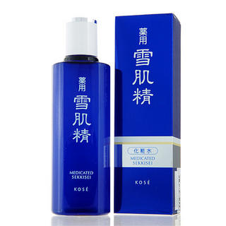 Nước hoa hồng Kose Sekkisei Medicated Lotion 200ml
