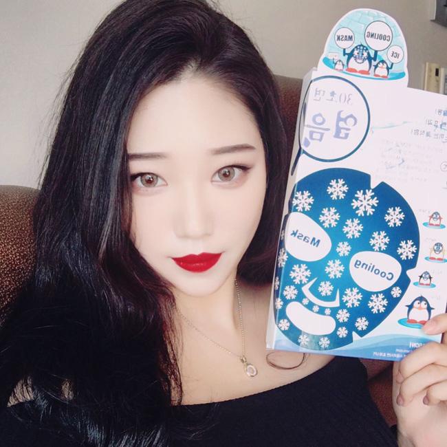 Mặt nạ đá lạnh Hàn quốc DKCC Ice cooling mask có tốt không?