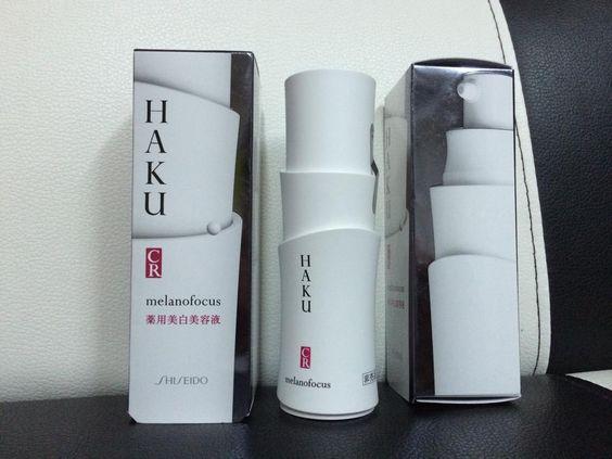 tri nam shiseido haku