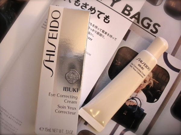 Ibuki Eye Correcting Cream