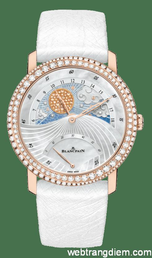 đồng hồ nữ đẹp Blancpain Day Night