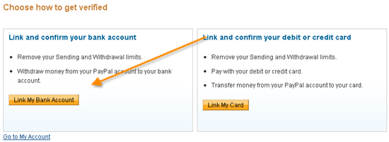 How to verify paypal without bank account uk - how to verify