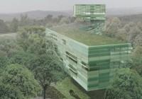 Beautiful Natural Green Research Complex