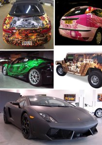 Art of Speed  30 Brilliant Vinyl Car Wrap Designs   Decals   Urbanist This relatively new and rapidly growing industry relies on wildly creative  precision graphic design teams and skilled installers  While many art car  wraps