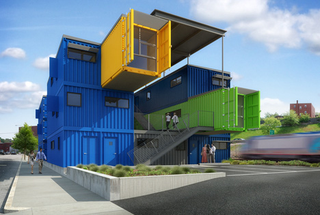 Work It 30 Cargo Container Offices Stores Amp Businesses
