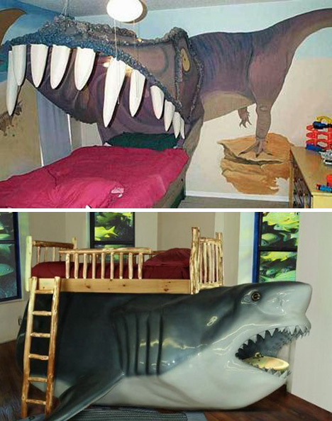 Give It A Rest With These 18 Weird Beds Amp Bedroom Designs
