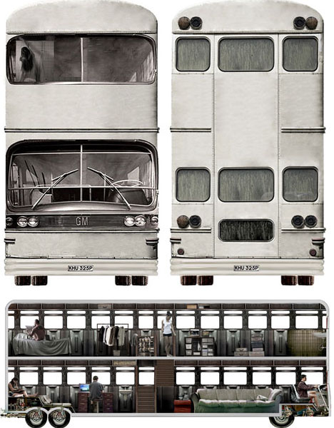 Two Story Bus Community 2
