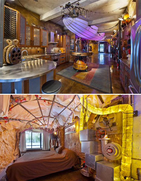 Disorienting Design 14 Trippy Amp Surreal Interior Spaces