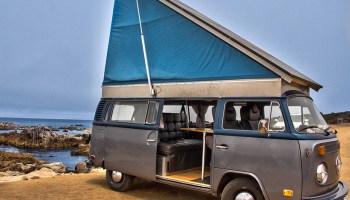 Hippie Bus for the 21st Century: DIY Solar Volkswagen Camper Van