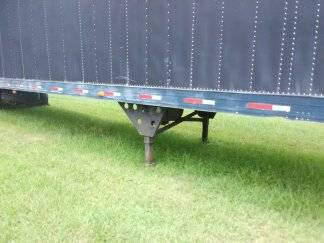 Used  53 ft  reefer Thermo king Trailer (marshall TX) $9000