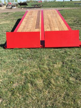 Movable Loading Ramp