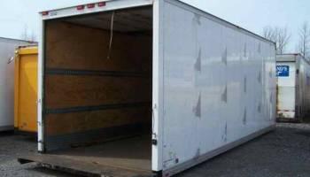 Storage Van Bodies We Buy Semi Trailers Online Call Us Anytime