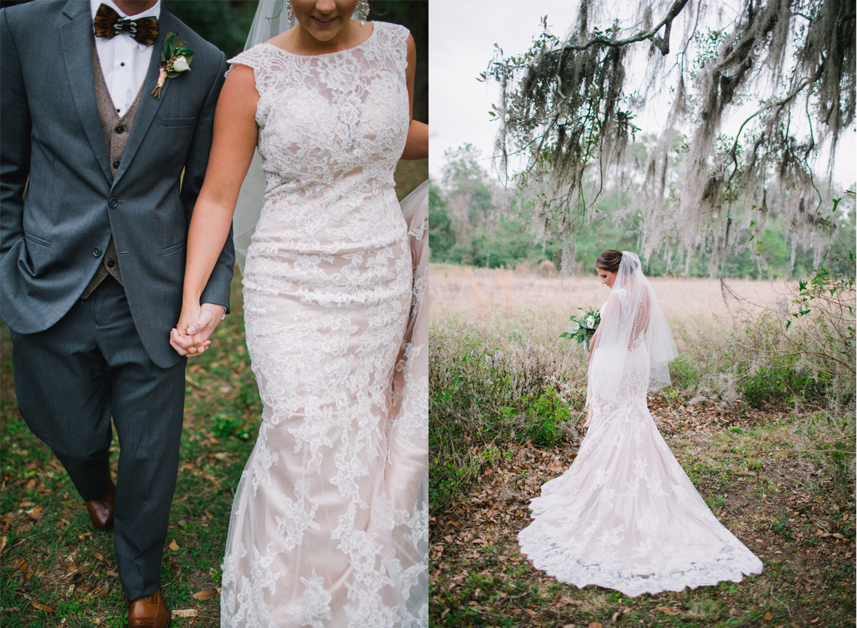 Morgan's Wedding Gown Preservation In Florida