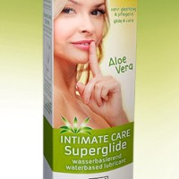 Hot Intimate Care Superglide Aloe Vera