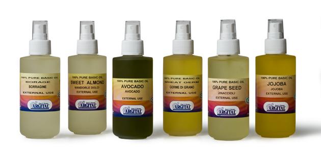 Essential Oils - Argital