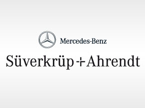Mercedes Benz Süverkrüp Website