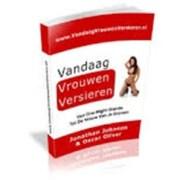 Vandaag Vrouwen Versieren boek