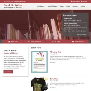 frank-b-koller-library