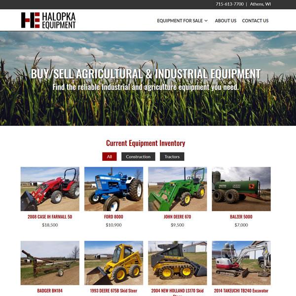 halopka-equipment