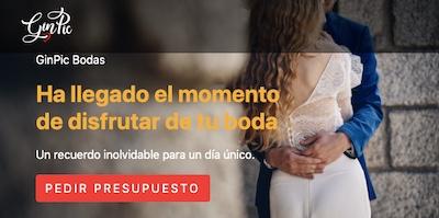 GinPicBodas.es - Web Express - J&L | Web y Comunicación