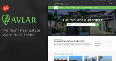 Avlar - Real Estate Theme 3