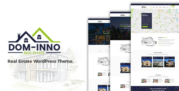 Dominno Real Estate WordPress Theme 1
