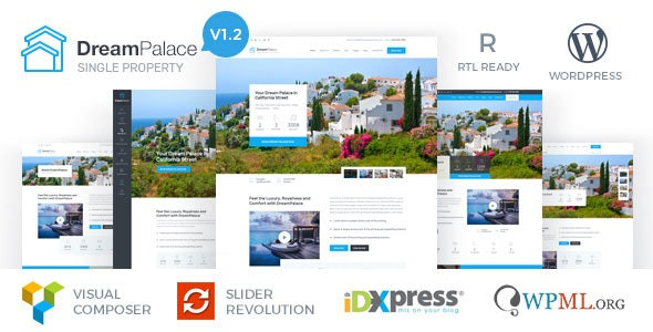 DreamPalace - Single Property Real Estate Theme 27