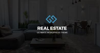 RealArea - WordPress RealEstate Theme 4