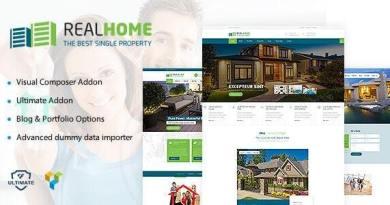 Single Property WordPress 3